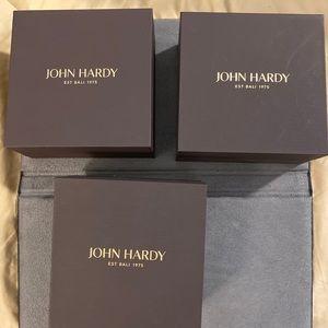 John Hardy Jewelry Boxes